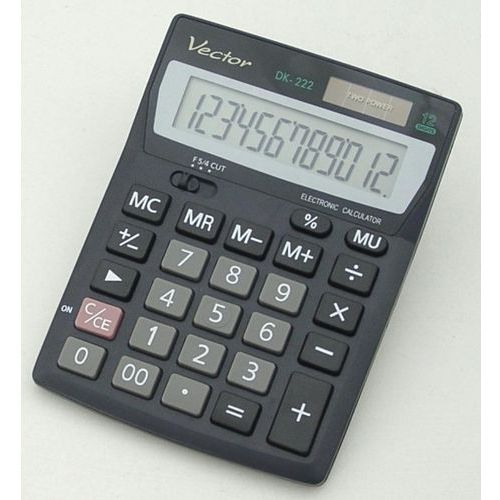 Kalkulator dk-222 darmowy odbiór w 19 miastach! marki Vector