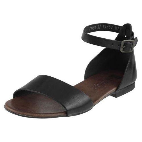 Nessi Sandały 49204 - czarne 11