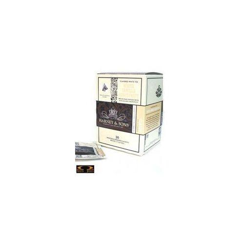 Harney & Sons White Vanilla Grapefruit, kartonik piramidki 20szt.