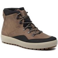 Trzewiki - soft 7 tred m gore-tex 45026450597 black/navajo brown, Ecco, 40-47