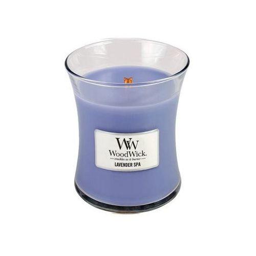 Świeca core lavender spa średnia marki Woodwick