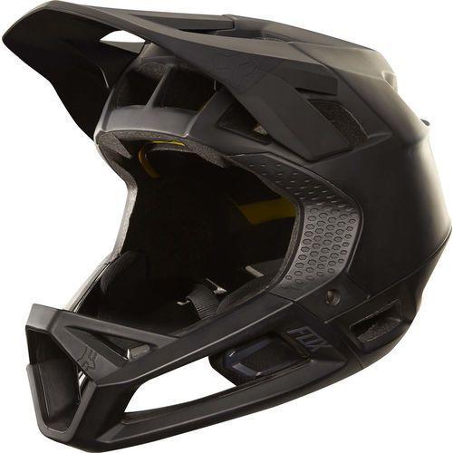 proframe kask rowerowy czarny s| 52-56cm 2018 kaski rowerowe marki Fox