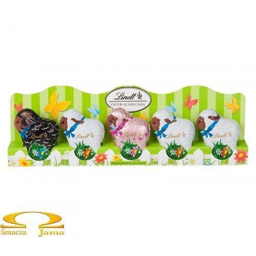 Mini figurki czekoladowe owieczki 5x10g marki Lindt