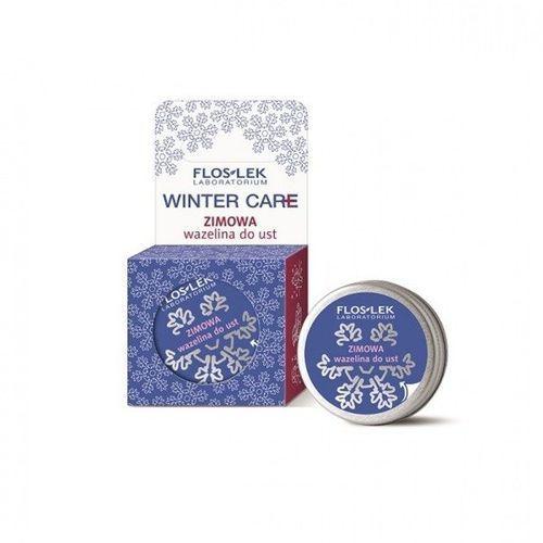 Floslek winter care wazelina do ust zimowa 15g (5905043007595)