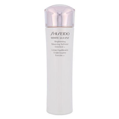 Shiseido White Lucent Brightening Balancing Softener Enrich 150ml W Tonik Tester