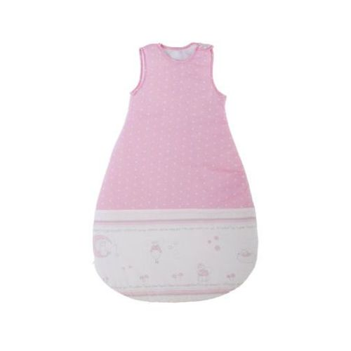 śpiworek 90 cm, aniołek kolor różowy marki Roba