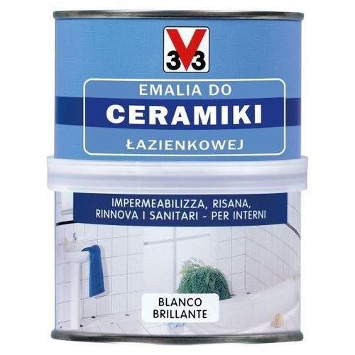V33 FARBA DO RENOWACJI WANIEN, 0.5l (emalia do ceramiki)