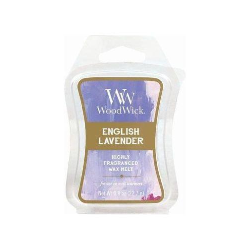 - wosk zapachowy artisan - english lavender 10h marki Woodwick