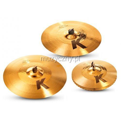 k custom hybrid box kch390 zestaw talerzy perkusyjnych marki Zildjian