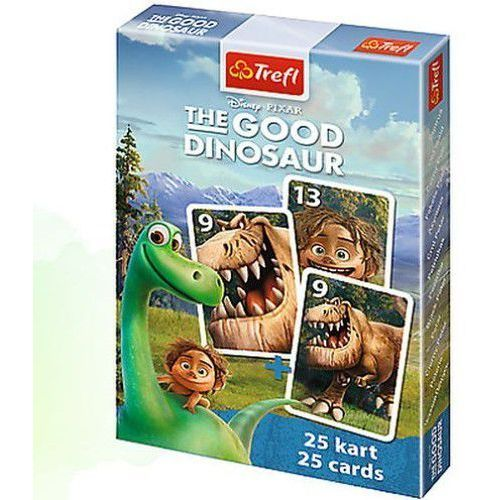 Trefl Karty piotruś 08467 the good dinosaur