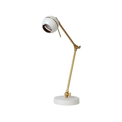 Lucide BINARI Lampa stołowa LED Biały, 1-punktowy - Nowoczesny - Obszar wewnętrzny - BINARI - Czas dostawy: od 4-8 dni roboczych