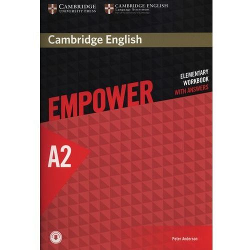 Cambridge English Empower Elementary Workbook with Answers with Downloadable Audio (96 str.)