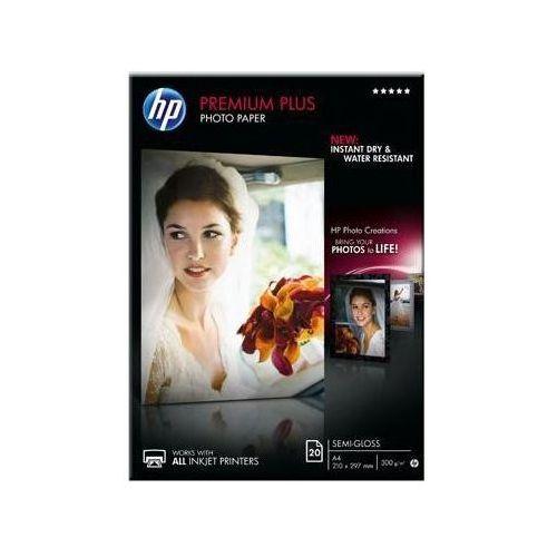 Papier fotograficzny premium plus 300 cr673a marki Hp