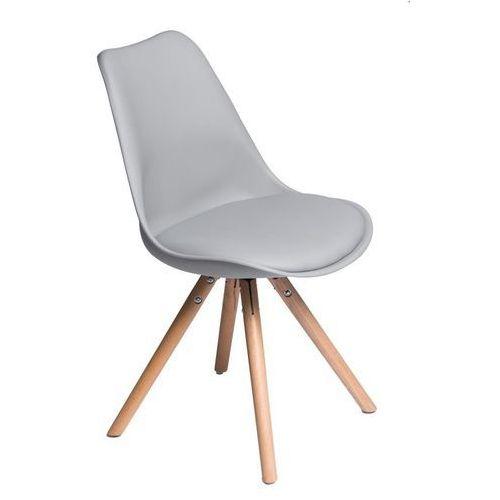 Krzesło Norden Star szare, d2-4950