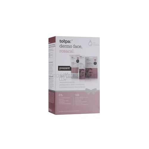 Tołpa  dermo face rosacal zestaw kosmetyków i. + do każdego zamówienia upominek.