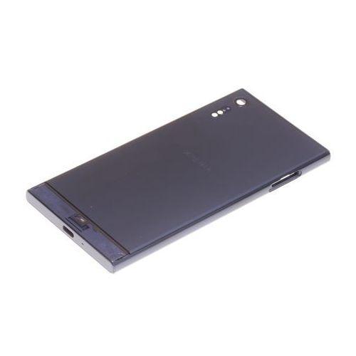 Oryginalna klapka baterii korpus sony xperia xz niebieski grade b marki Samsung