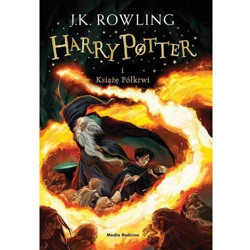 Harry Potter i Książę Półkrwi (704 str.)