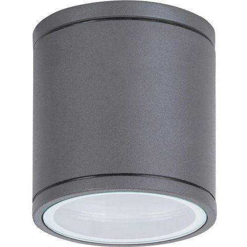Kinkiet Rabalux Akron 8150 lampa ogrodowa zewnętrzna 1x35W GU10 IP54 czarny, 8150