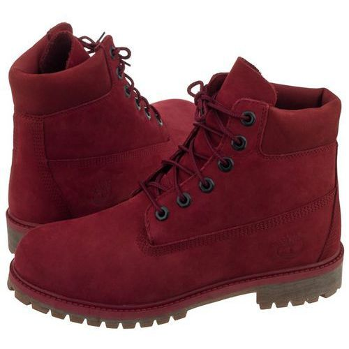 Trapery Timberland 6 In Premium WP Boot Pomegranate A1VCK (TI53-j)