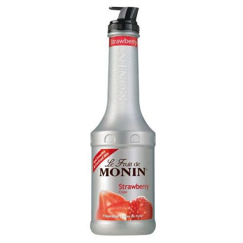 Puree Monin Strawberry - Truskawka 1l, 903008