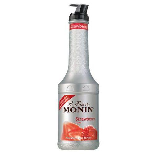 Puree Monin Strawberry - Truskawka 1l (przetwór)