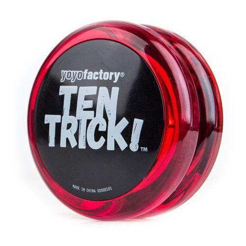 Jojo Ten Trick Czerwony Yo249