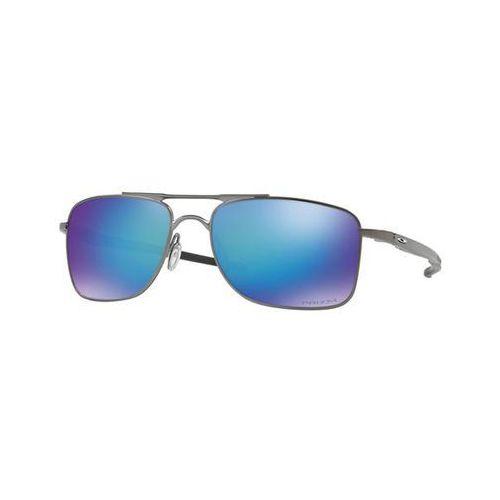 Okulary Słoneczne Oakley OO4124 GAUGE 8 Polarized 412406