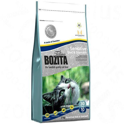 Bozita Feline Diet & Stomach - karma dla kotów wrażliwych lub z nadwagą, 2 kg, 30420