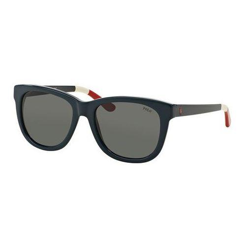Polo ralph lauren Okulary słoneczne ph4105 pop color 556987