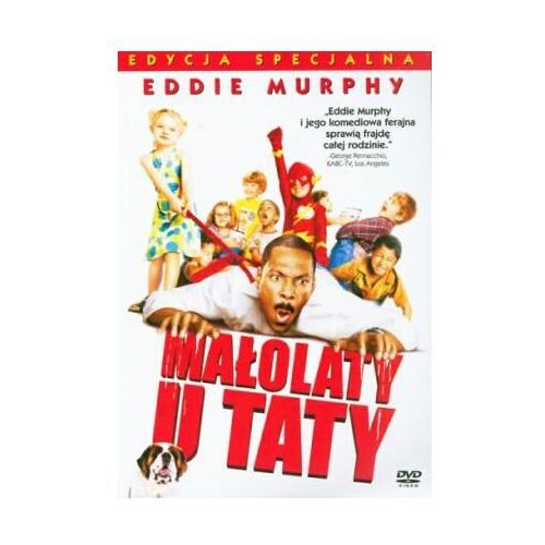Małolaty u taty (DVD) - Steve Carr (5903570112430)