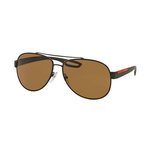Okulary słoneczne ps55qs polarized uea5y1 marki Prada linea rossa