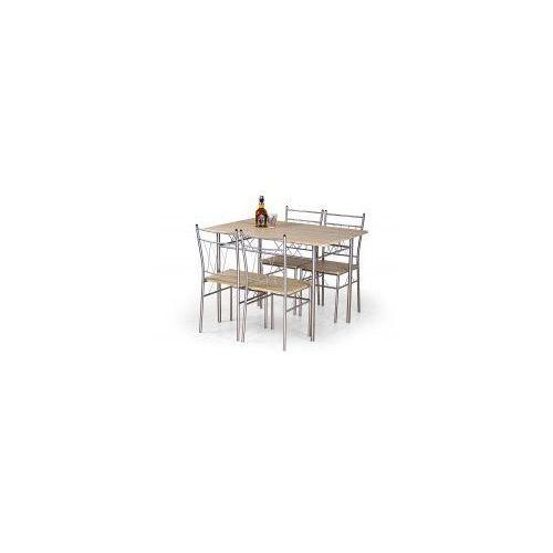 Zestaw FAUST stół z 4 krzesłami, 9157-4038