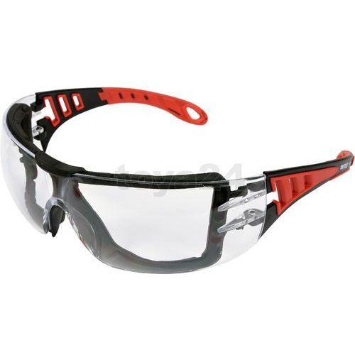 Okulary ochronne bezbarwne z paskiem / yt-73700 /  - zyskaj rabat 30 zł wyprodukowany przez Yato
