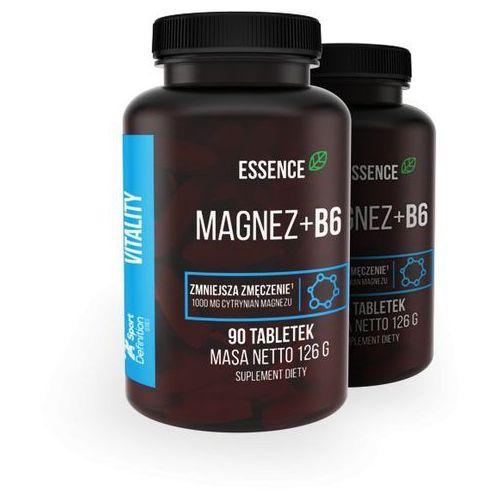 Essence Minerały sport definition magnez+b6 90 najlepszy produkt
