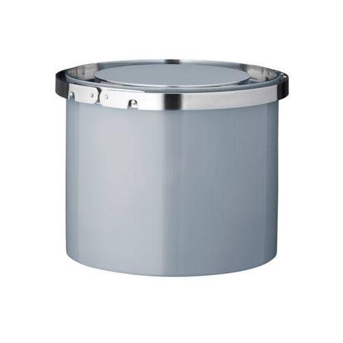 Pojemnik na lód cylinda line 1l smokey blue marki Stelton