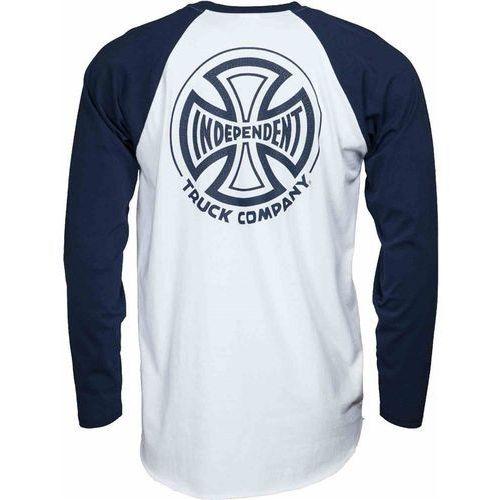 Independent Koszulka - tc baseball navy/white (navy-white) rozmiar: xl