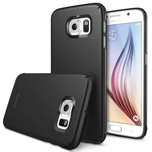 slim samsung galaxy s6 sf black marki Rearth ringke