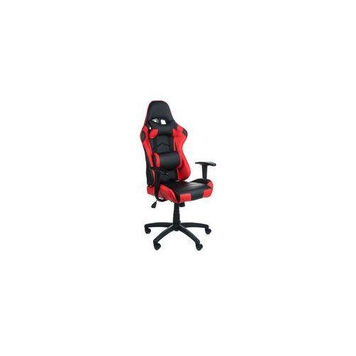 Fotel gamingowy RACER CorpoComfort BX-3700 Czerwon, BS - 1061