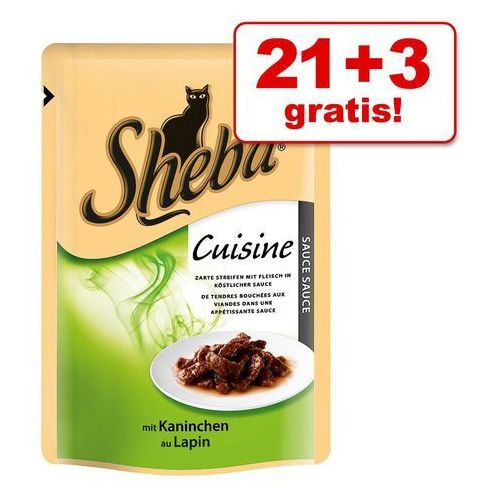 Sheba Cuisine Łosoś w sosie 85g