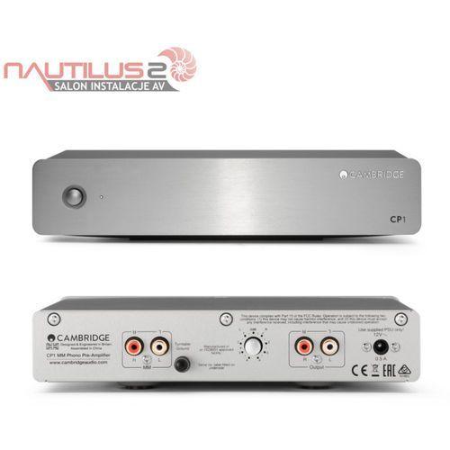 Cambridge audio cp1 srebrny - dostawa 0zł! - raty 20x0% lub rabat!