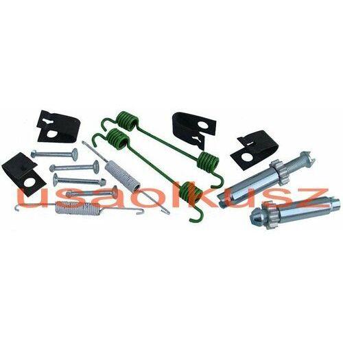 Rozni Zestaw montażowy szczęk hamulca postojowego lincoln town car 2003-2011