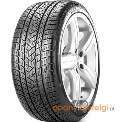Pirelli scorpion winter 295/45r20 114v xl, dot 2019
