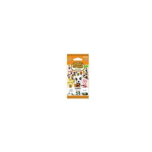 Nintendo Animal crossing: happy home designer zestaw 3 kart vol.2