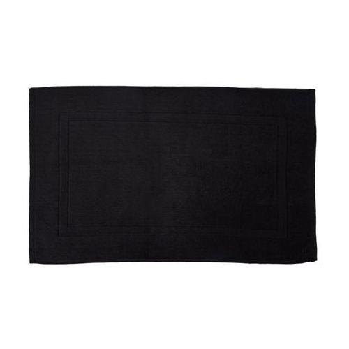 Dywanik łazienkowy TERRY BLACK 50 x 80 SENSEA