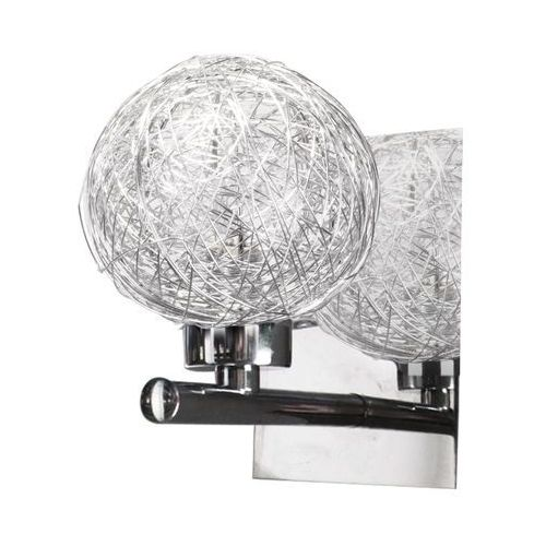 Candellux Kinkiet sphere 1x40w e14 chrom 21-14009 (5906714814009)