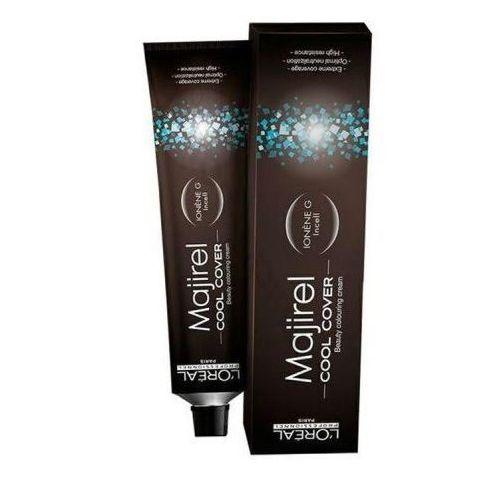 Loreal  majirel cool cover 6.17 ciemny blond popielaty metaliczny 50ml (3474630667105)