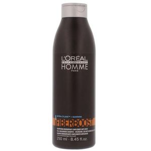 L'oréal Loreal homme fiberboost szampon 250ml wzmacnia włosy i nadaje im objętość