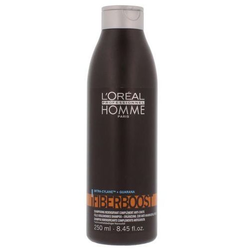 L'oréal Loreal homme fiberboost szampon 250ml wzmacnia włosy i nadaje im objętość (3474630455337)