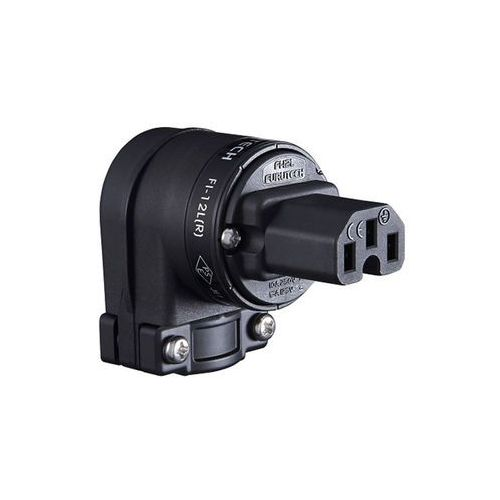 Furutech FI-12L (R) - wtyk kątowy IEC C15 - IEC C15 (4582237539509)