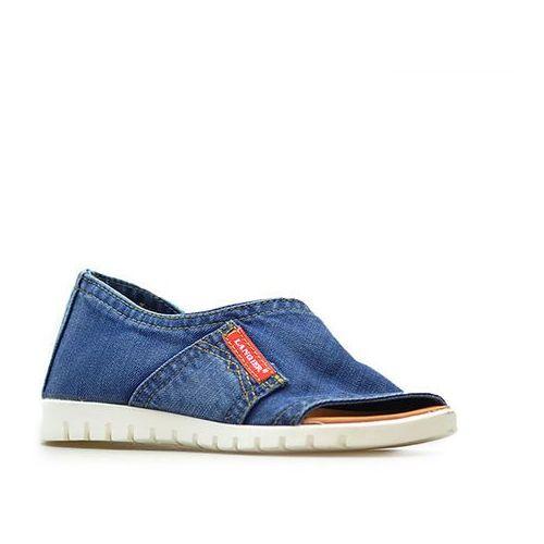 Lanqier Sandały 40c235 jeans
